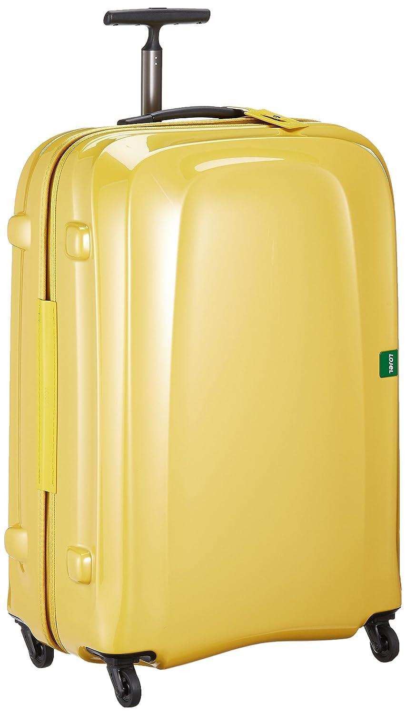 [ロジェール] スーツケース 保証付 100L 75cm 3.6kg LUMO-L B0763MY4S1マスタード