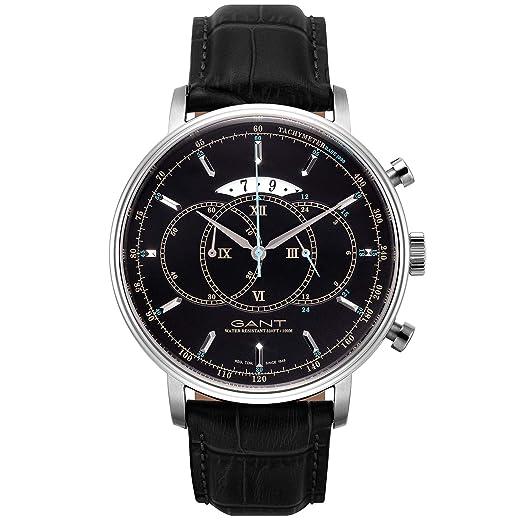 45mm Wad1090599i Cameron 10atmUhren Gant Chronograph Time j3qAcR54L