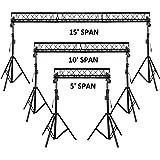 Amazon Com American Dj Supply Lbo5t 5 Ft Additional Truss