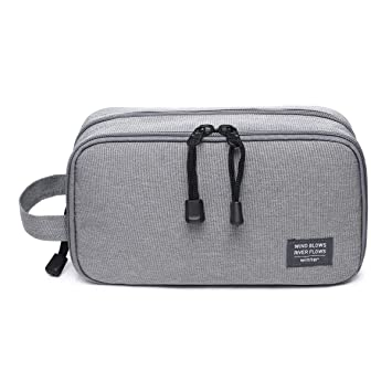 f1802468520 Image Unavailable. Image not available for. Color  JORYEE Men s Toiletry Bag  ...