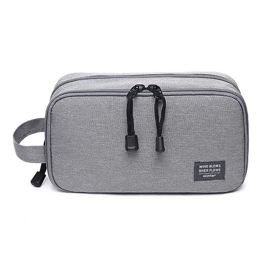 c53e0ffaf0bc JORYEE Men's Waterproof Travel Toiletry Bag Small Dopp Kit Organizer