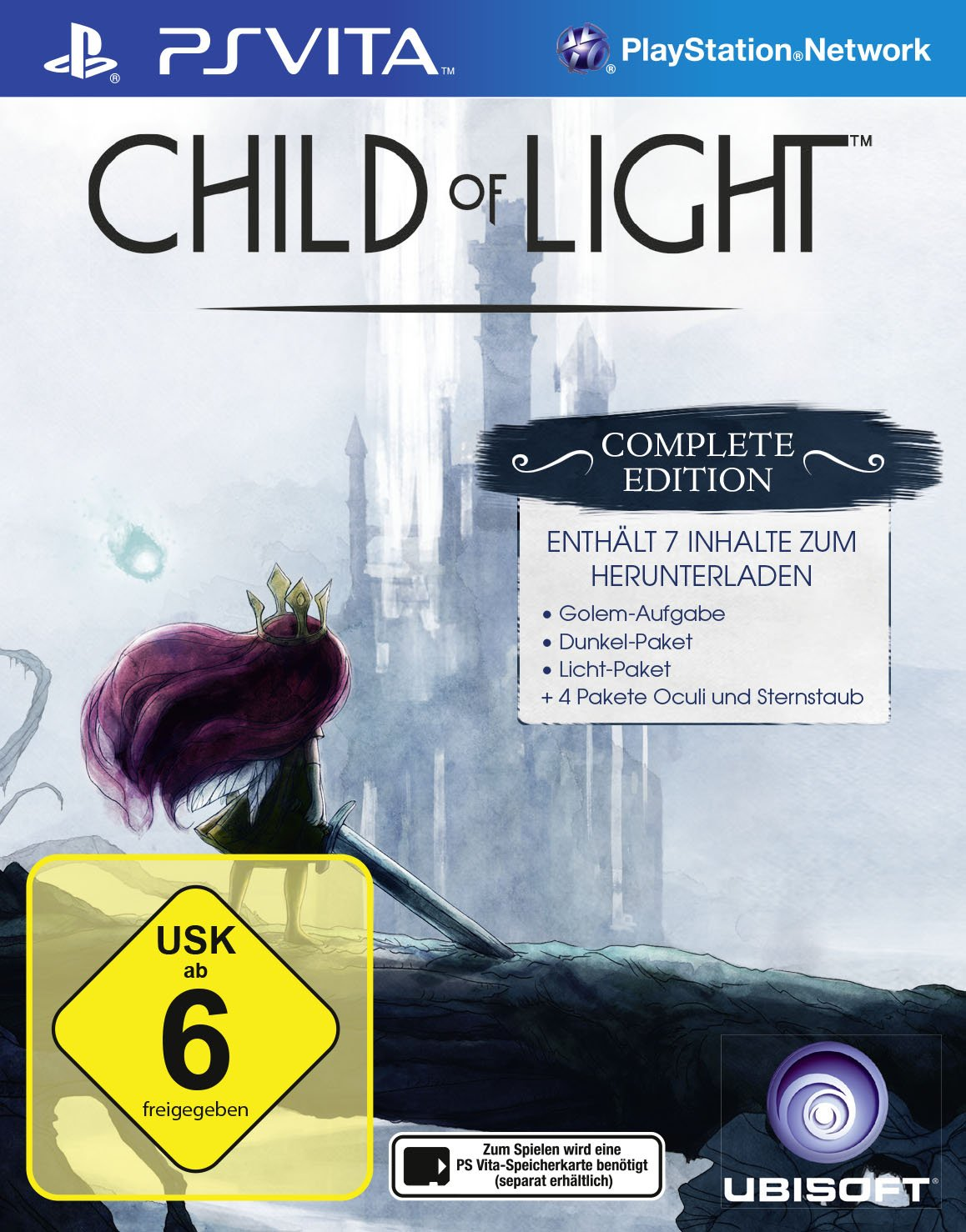 product photo for Child of Light