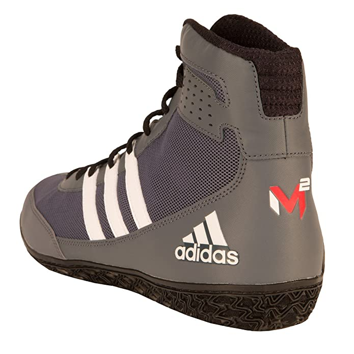 lowest price fc656 59cb2 Amazon.com  adidas Mens Mat Wizard David Taylor Edition Wrestling Shoes   Wrestling