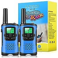 Walkie Talkies for Kids, 22 Channel 2 Way Radio 3 Mile Long Range Kids Toys & Handheld...