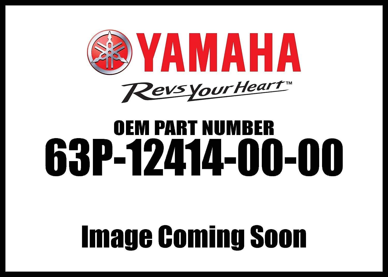 Yamaha Gasket Cover 63P-12414-00-00 New Oem