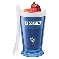 Zoku Slushy/Shake Maker, Blue
