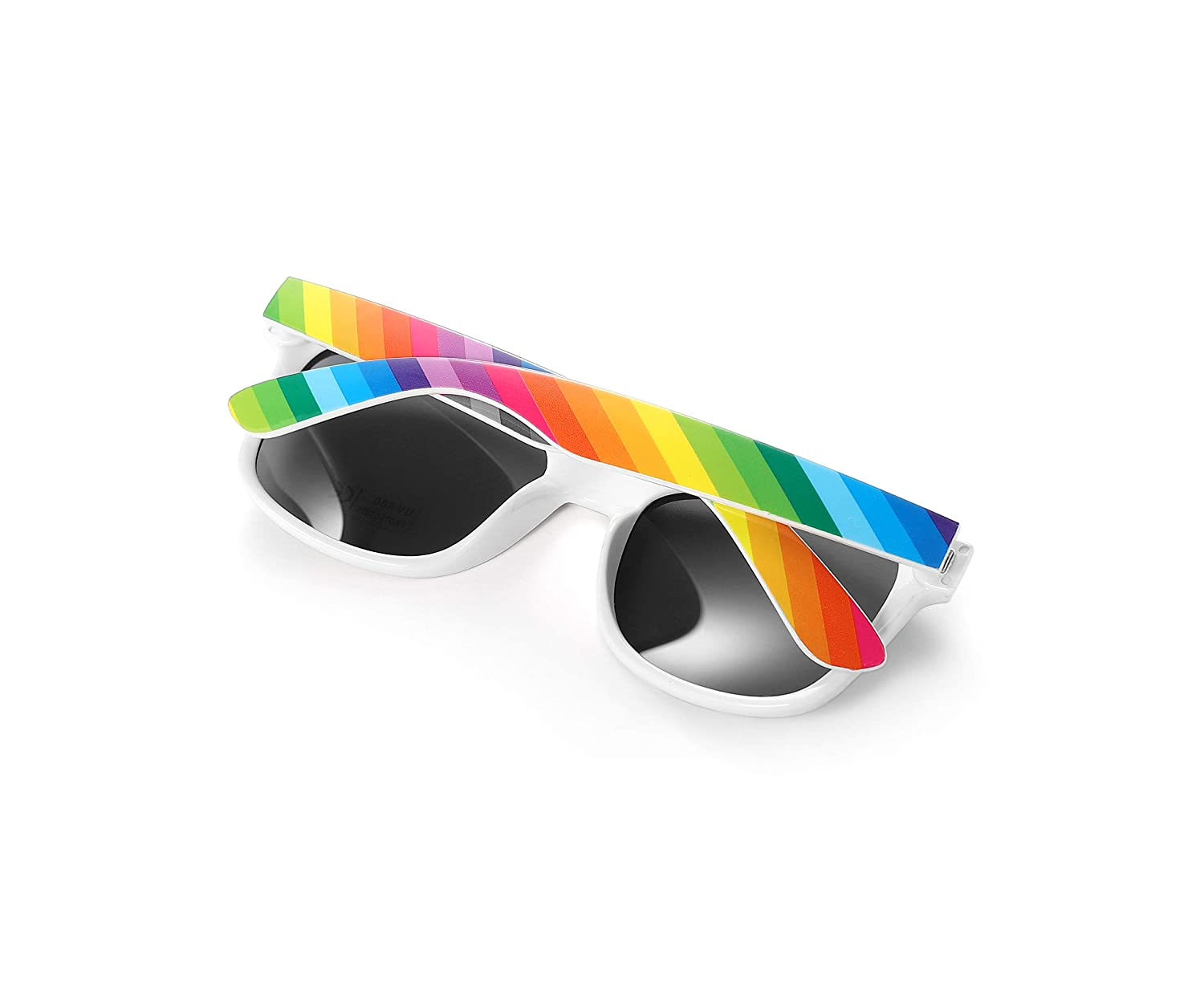 Colourful Gay Pride Drifter Rainbow Style Sunglasses WSPSG2