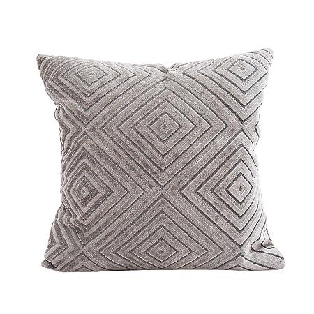 Home Textile Rose Gold Pink Cushion Cover Square Pillowcase Home Decoratio Sofa Bed Home Decor Pillow Cover Bedroom Cushion Cover Easy To Repair