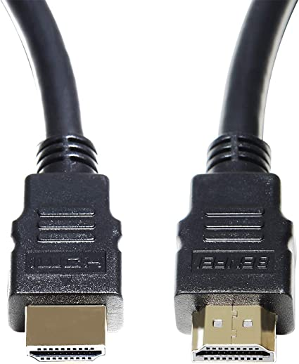 HDMI 1.4 Cable with Ethernet Support 10.2Gbps 25 FT