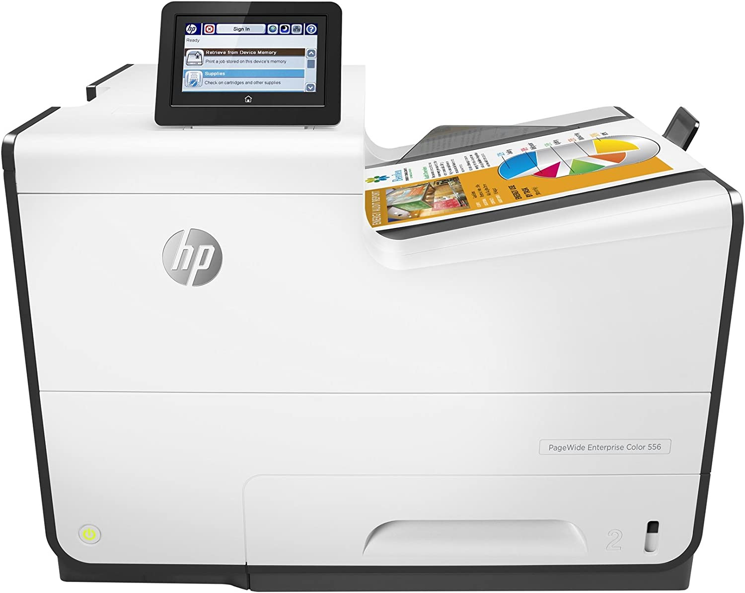 HP PageWide Enterprise Colour 556dn