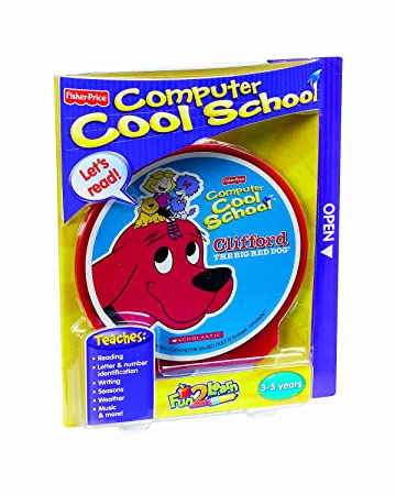 cool school fisher price software