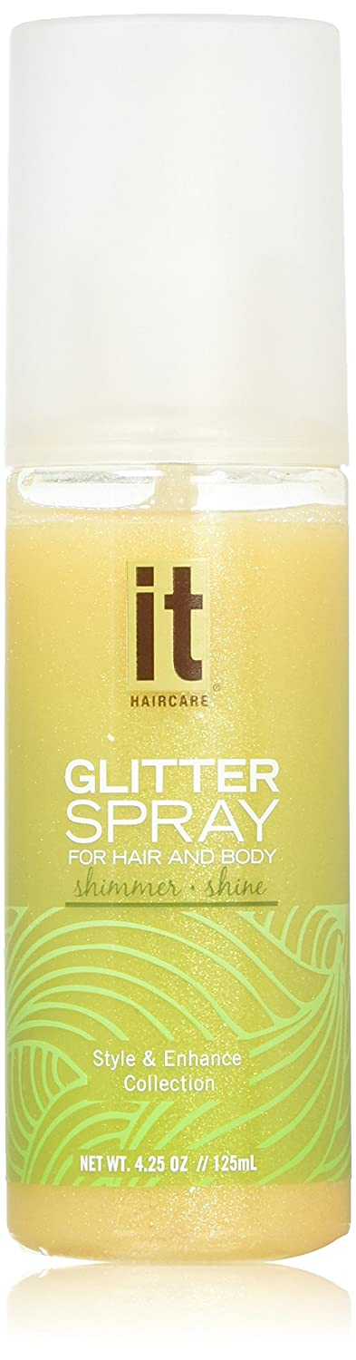 Glitter Spray Body Spray for Body Glitter and Hair Glitter This Shimmer Body Art Gives you the Sparkle and Shine to leave You Looking Fabulous. Key Brands Inc