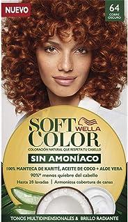 Soft Color Tinte No. 64, color Cobre Oscuro, 1 g