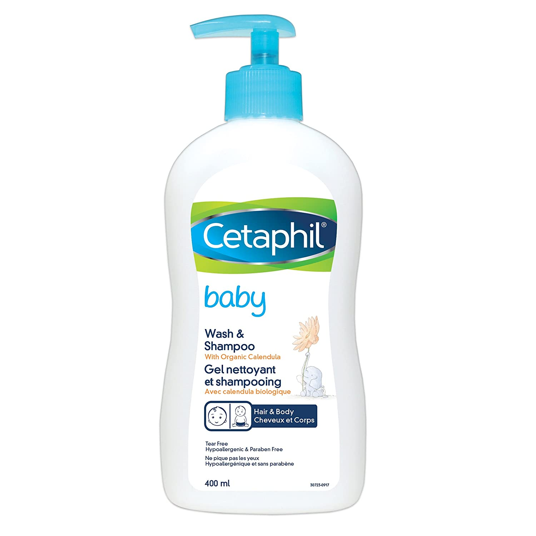 Cetaphil Baby Wash and Shampoo 230 mL