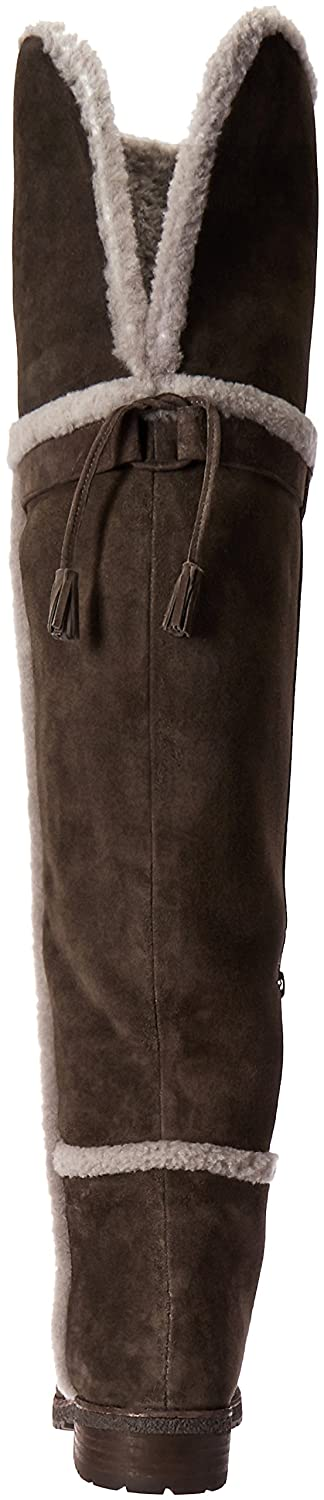 FRYE Women's Tamara 10 Shearling OTK Winter Boot B01BNUWU80 10 Tamara B(M) US|Smoke 1d4c21
