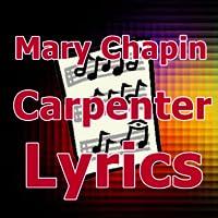 Lyrics for Mary Chapin Carpenter