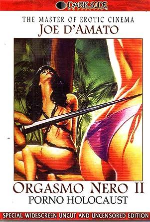 Nero DVD porno negozio