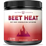 Beet Root Powder Circulation Superfood - Endurance, Energy & Recovery - Nitric Oxide Booster Supplement with Beetroot Juice,