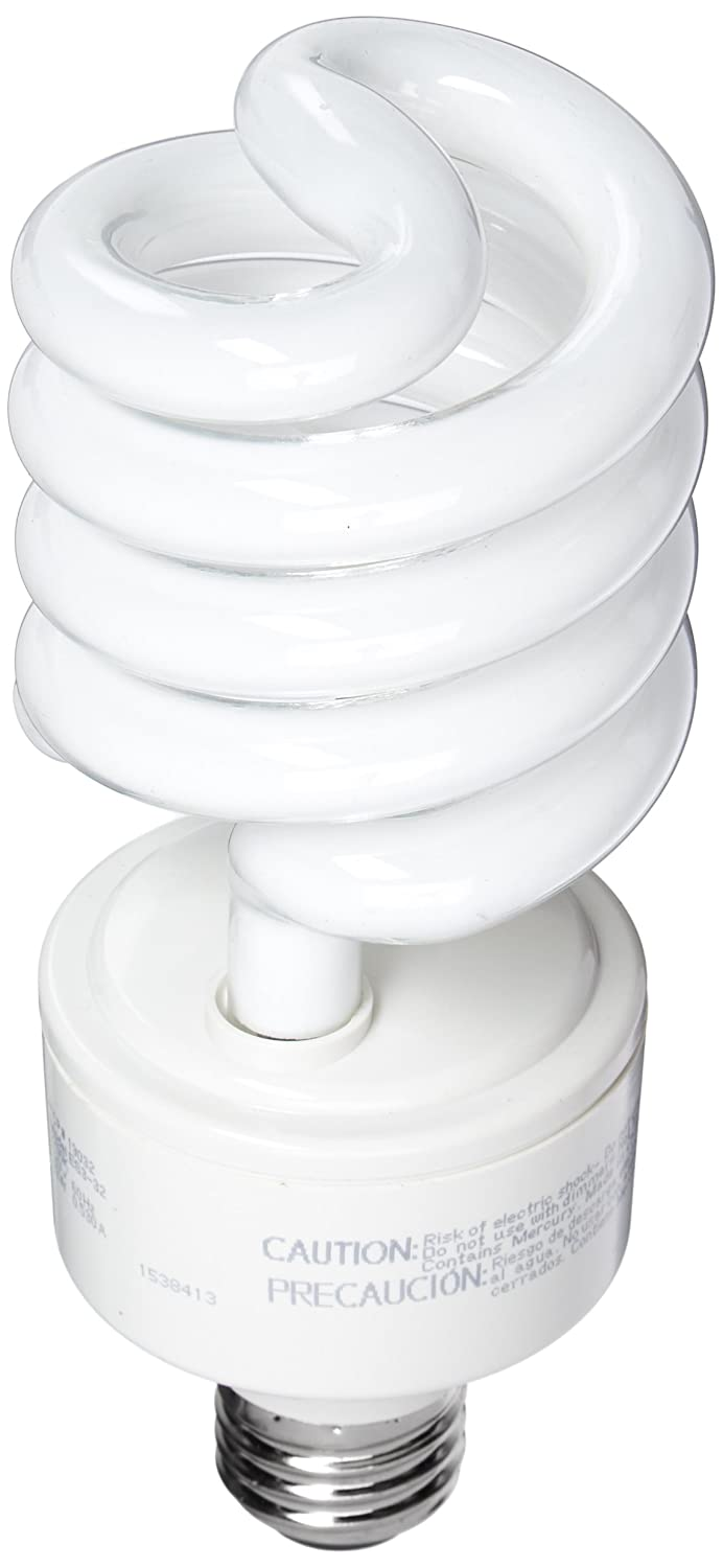 tcp pro 19032 cfl 3 way springl 40w 75w 150w equivalent wattage 110 Volt Electric Garage Heater tcp pro 19032 cfl 3 way springl 40w 75w 150w equivalent wattage 14w 19w 32wactual watts soft white oversized light bulb pact fluorescent bulbs