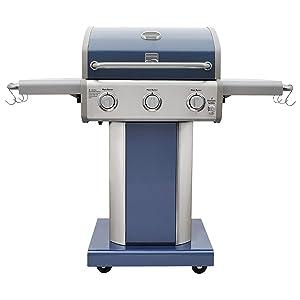 Kenmore PG-4030400LD-AZ-AM 3 Burner BBQ Propane Grill