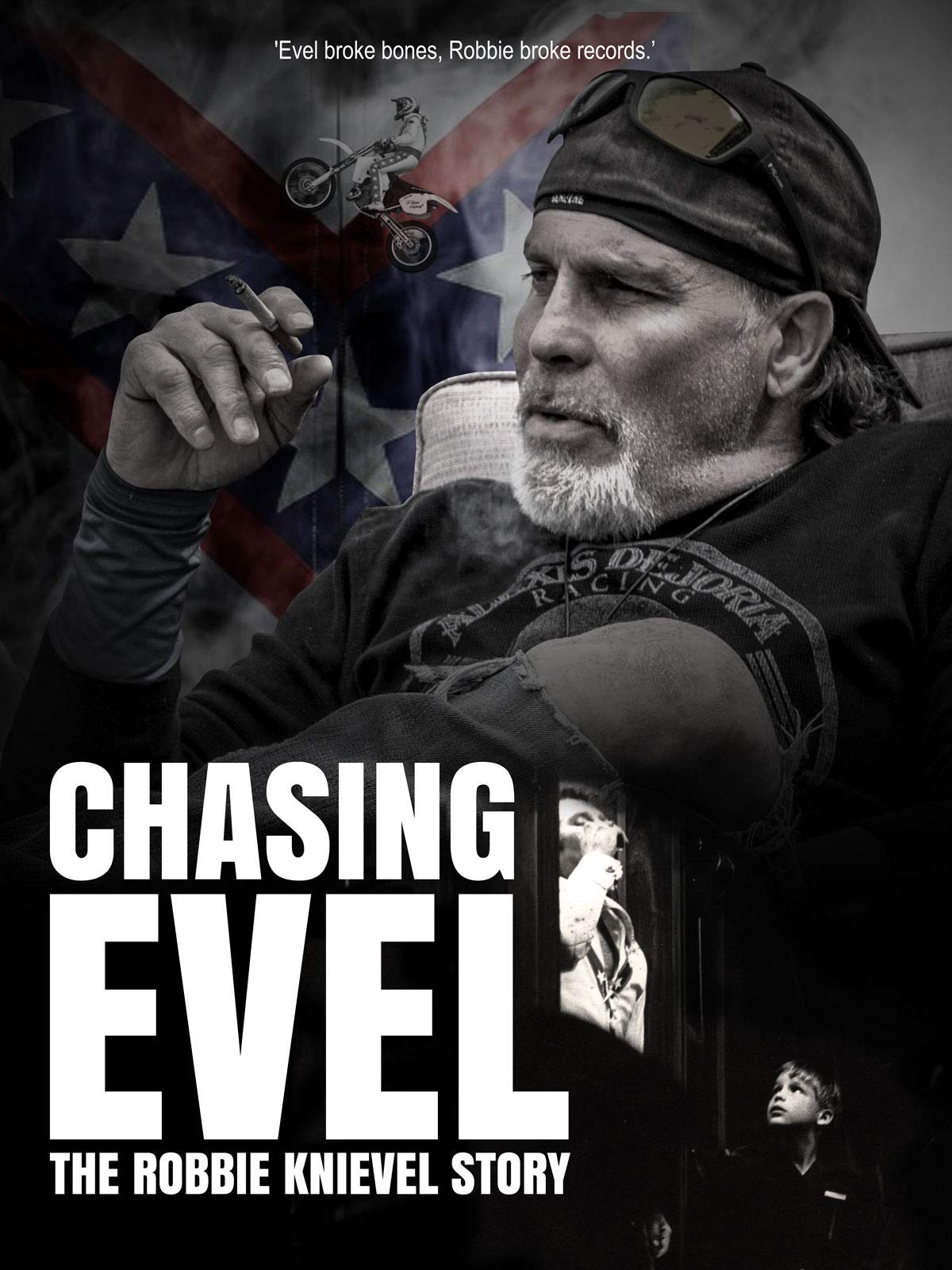 Chasing Evel: The Robbie Knievel Story on Amazon Prime Video UK