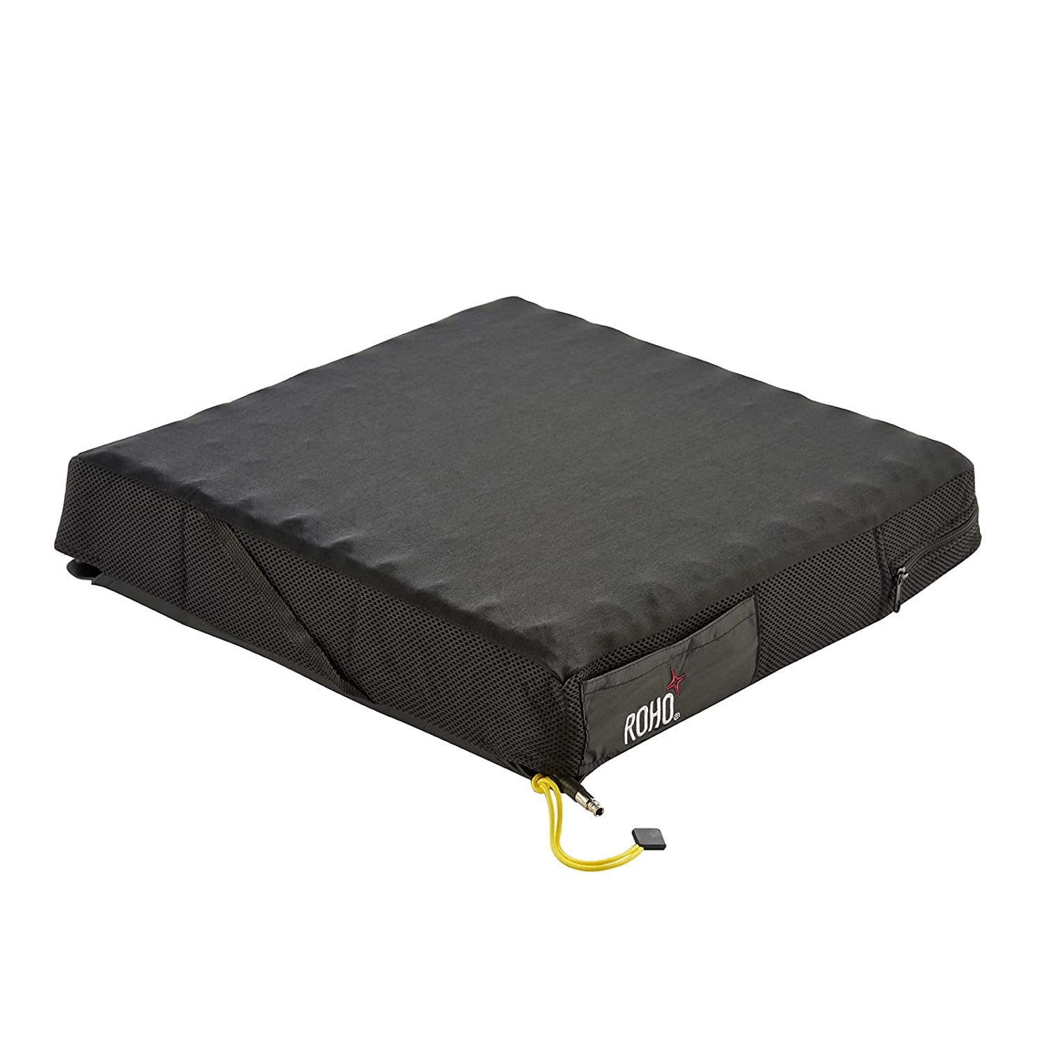 Roho 16 X 16 High Profile Single Valve Wheelchair Seating and Positioning Seat Cushion