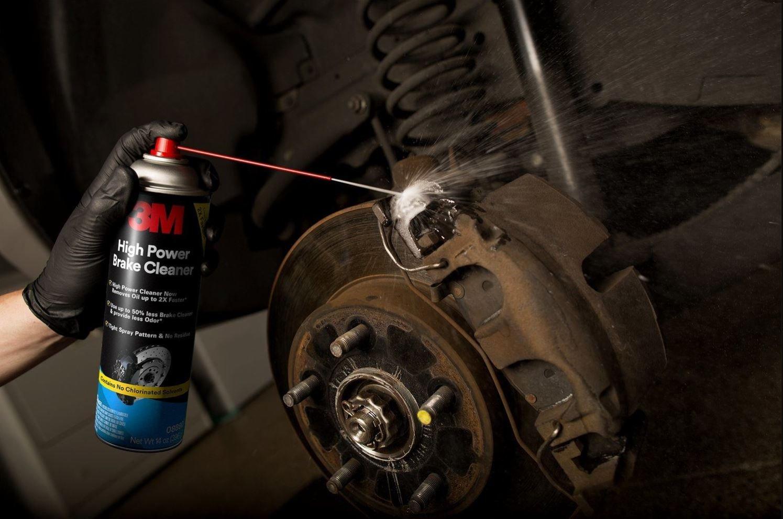 3M 08880-12PK 12-Pack High Power Brake Cleaner, 08880, 14 oz Net Wt by 3M