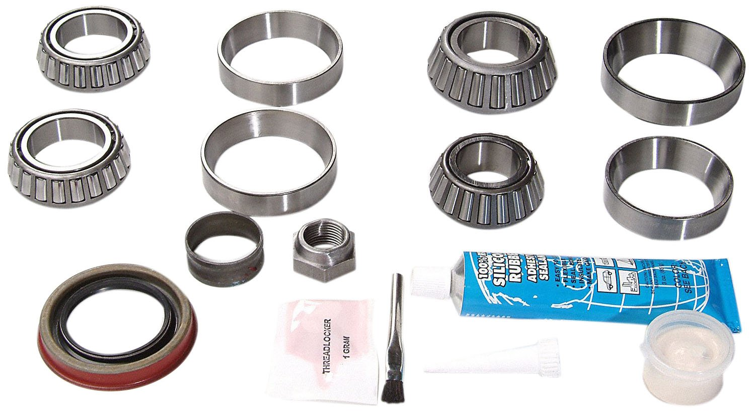 National RA321A Axle Oil Seal/Bearing Kit