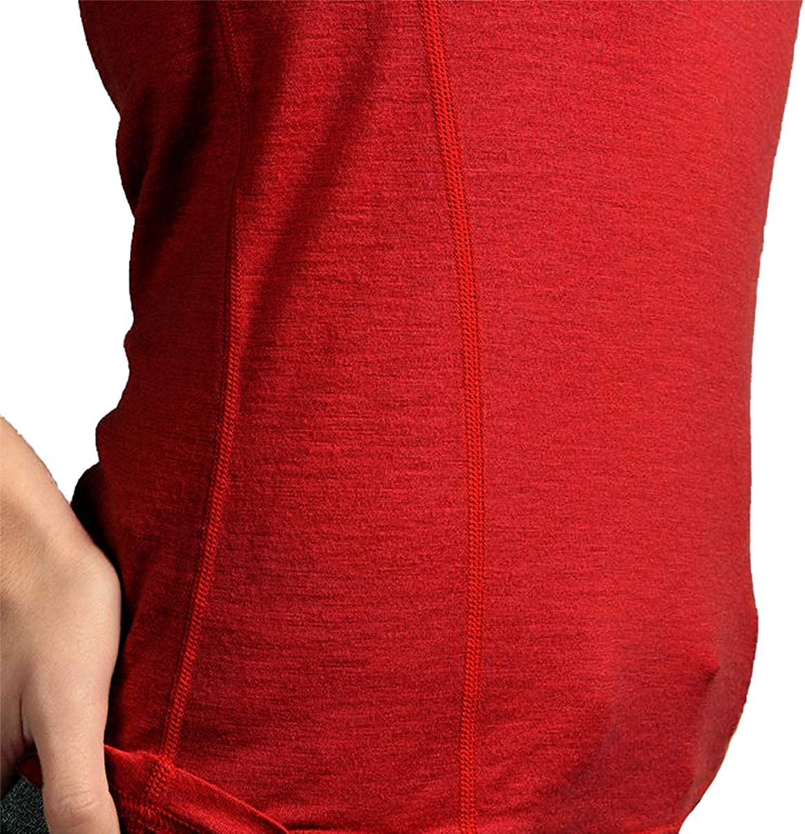 Minus33 Merino Wool Womens Appalachia Lightweight Short Sleeve Crew