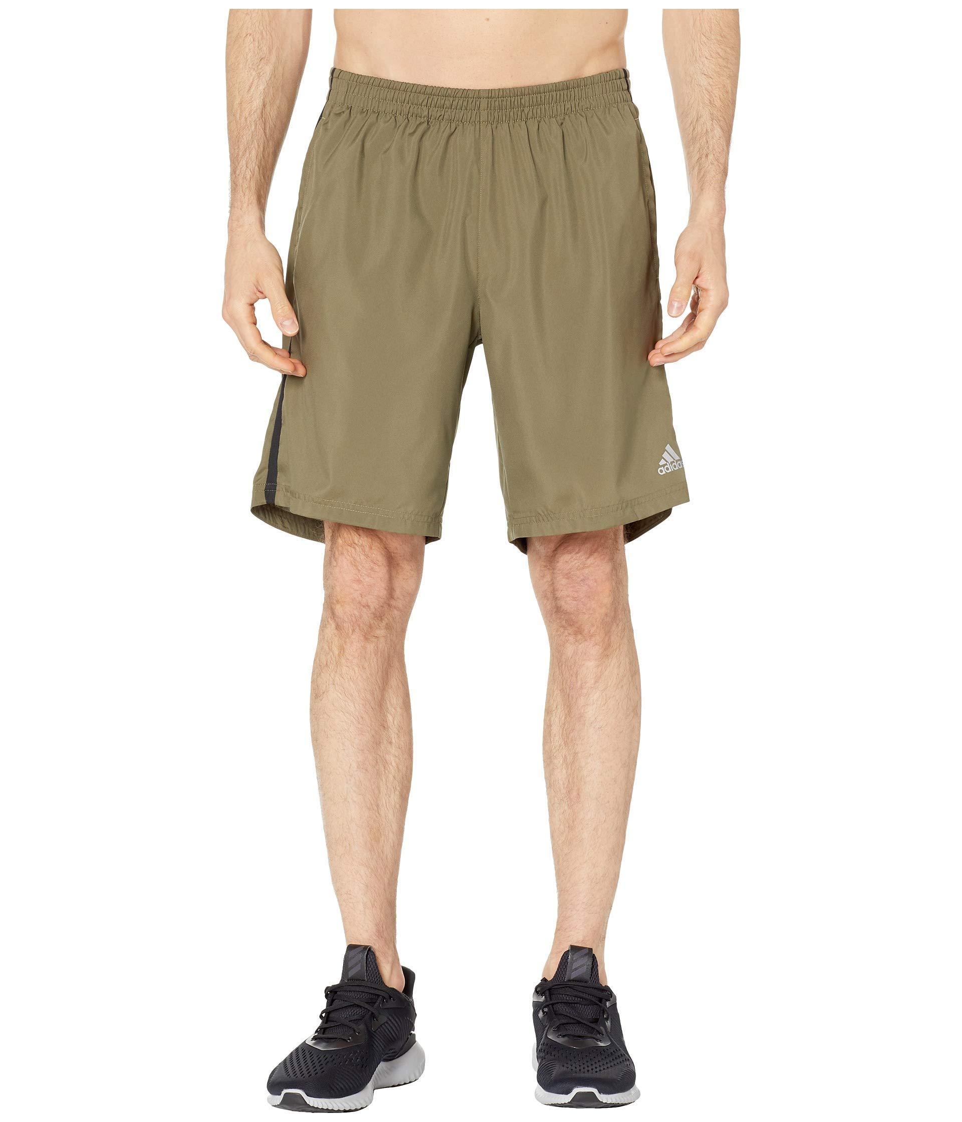 adidas Men's Own The Run Shorts, Raw
