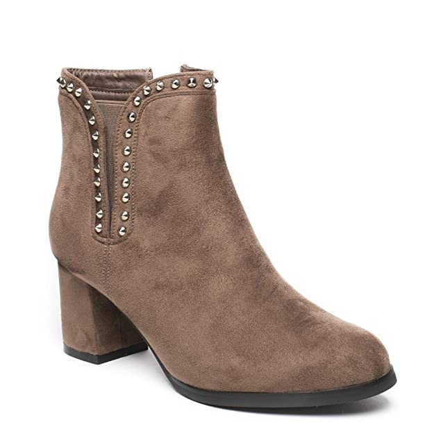 Chaussures à fermeture éclair Ideal Shoes blanches femme v0gnnz0O