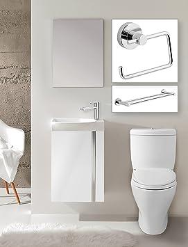 "Mueble de baño Set: incluye: Toto cst416 m # 01, 18 """