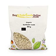 Organic Sunflower Seeds 500g (Buy Whole Foods Online Ltd.)