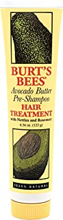 product image for Burt's Bees Avocado Butter Pre-Shampoo Hair Treatment, Sulfate-Free - 4.34 Ounce Bottle