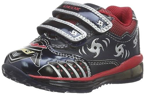 Geox B Todo Boy C, Botines de Senderismo para Bebés: Amazon.es: Zapatos y complementos