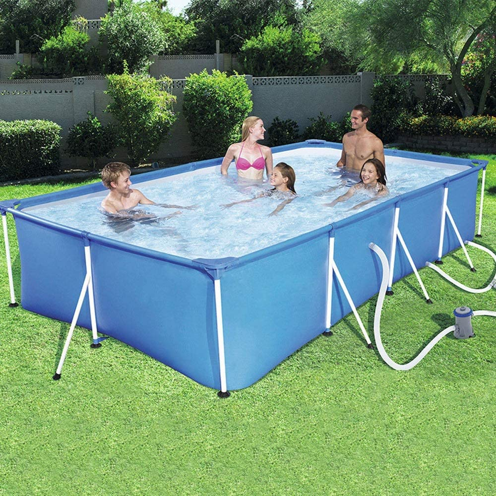 AYWJ Bracket Swimming Pool Home Adultos Piscina para niños Gruesa ...
