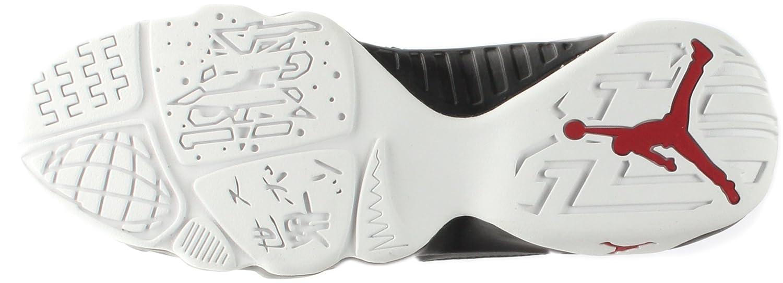 Nike Air Jordan Jordan Jordan 9 Retro BG schwarz & Weiß Jungen Basketballschuhe Turnschuhe schwarz weiß 93f9e2