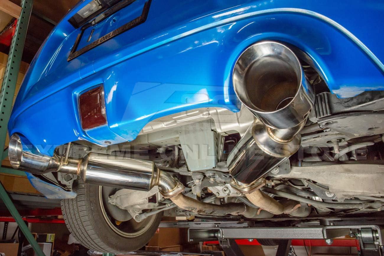 Best 370z Exhaust