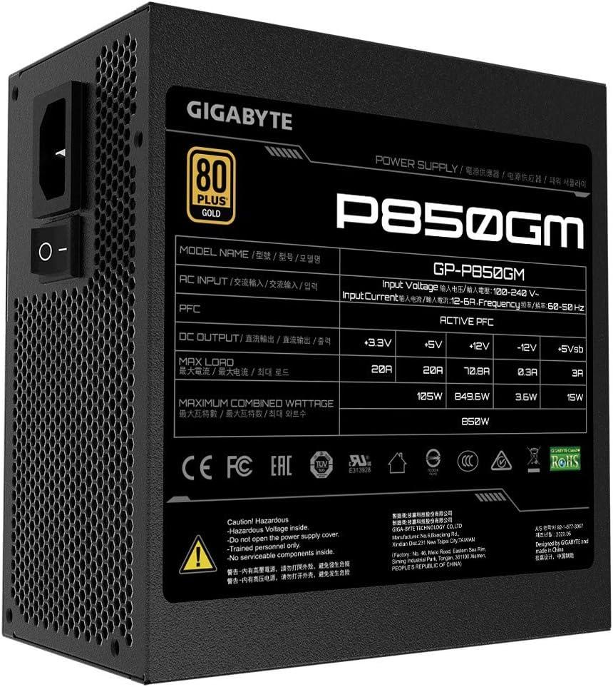 GIGABYTE GP-P850GM