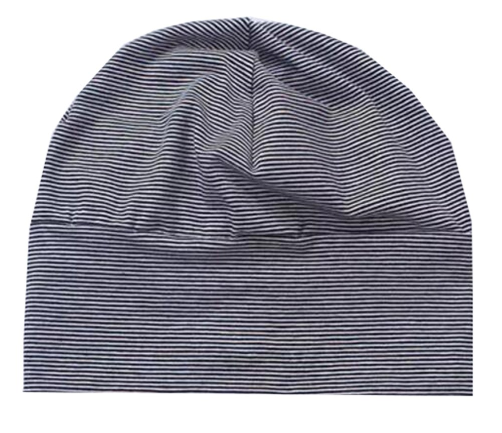 Black Cool Sleeping Hats Sleep Bonnet Nightcaps Shading Hat for Men, C GJ-CLO2474981011-HERMINE03112