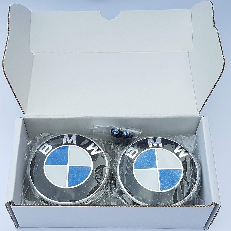 BMW Ventilkappen Felgenkappen SMP/® 4X 68mm Nabenkappen f/ür BMW Nabendeckel Felgendeckel Nabenkappe Radnabendeckel Nabenabdeckungen Centre hub caps 36136783536//36122455269 Centercaps