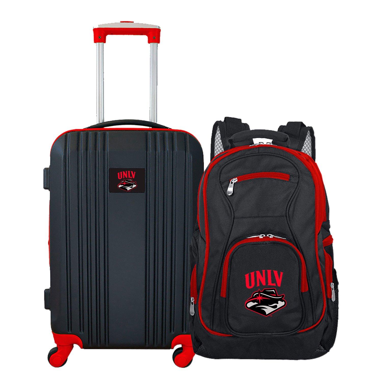 Denco NCAA 2-Piece Luggage Set