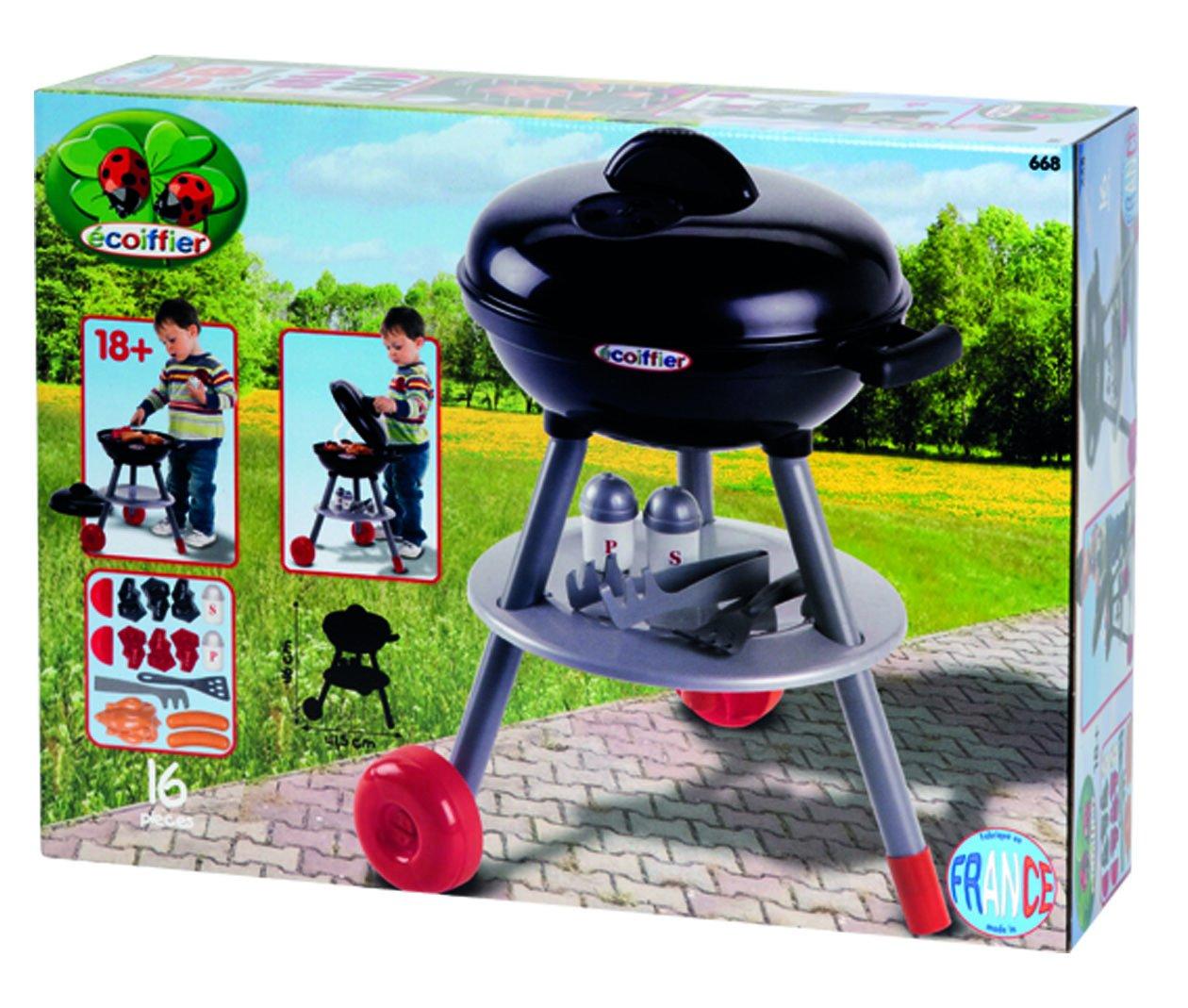 Cuisine Ecoiffier 668 Jeu Dimitation Cuisine Barbecue Charbon E668 Jeu d/'imitation