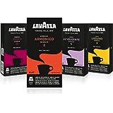 Lavazza 乐维萨 咖啡胶囊 兼容Nespresso 咖啡机,混合装 (5 x 10 粒) 4种口味