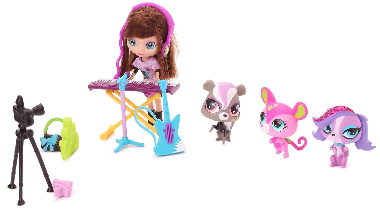 98933148 - Hasbro - Littlest Pet Shop Blythe und ihre Tierchen Stars