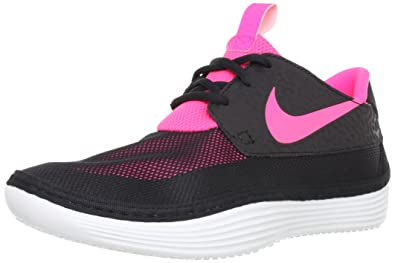 lowest price b1ddf 592cf Image Unavailable. Image not available for. Color  Nike Solarsoft Moccasin  Coastal-Inspired Shoes 8 Men US (Night Stadium Digital Pink