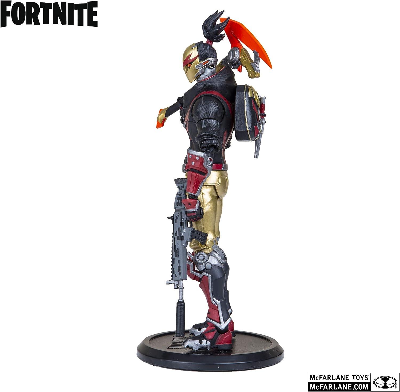 Fortnite Jonesy Action figure McFarlane Toys Nuovo In Magazzino