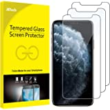 JETech JETech iPhone Xs (2018 Model) and iPhone X (2017 Model) Screen Protector, Tempered Glass Film, 3-Pack