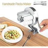 Macchina Per Gnocchetti Manuale, manuale della lega di alluminio aziona la macchina della stampa della tagliatella Attrezzatura fatta a mano dell'alimento della cucina