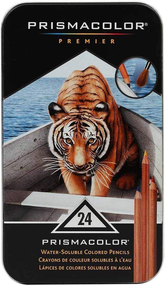 Sanford SA4065 Watercolor Pencil, 24 Pack